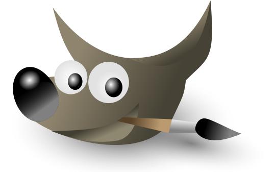 Bildebehandlingsprogrammet Gimp sin logo
